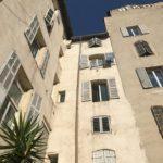 Diagnostic visuel sur bâtiments fissuré dans le centre de Marseille